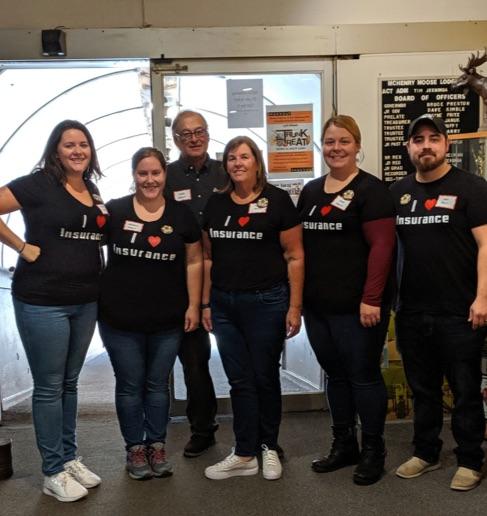 Rally Insurance Group team